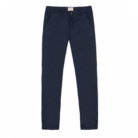 Funky Buddha Mens Chino Pants (Navy)