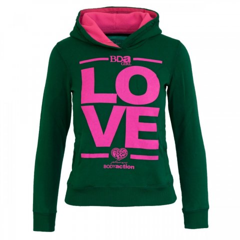 Body Action Girls College Hoody