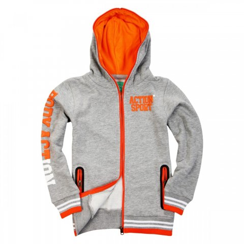Body Action Boys Full Zip Jacket