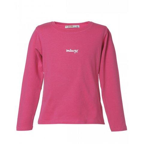 Energiers Kids T Shirt LS (Fuchsia)