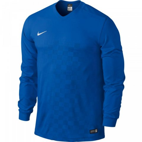 Nike Energy III Long Sleeve Mens Football Top (BLUE)
