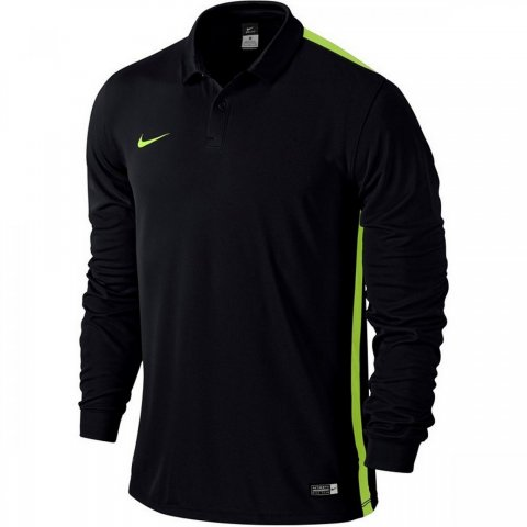 Nike Dri Fit Polo Black/Green