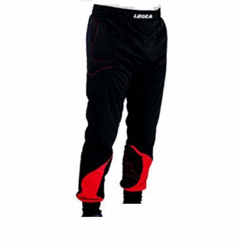 Legea Pantalone PORTIERE Lasko Βlack-Red