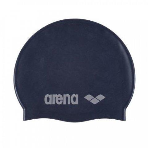 Arena Classic Silicone (Denim,Silver)