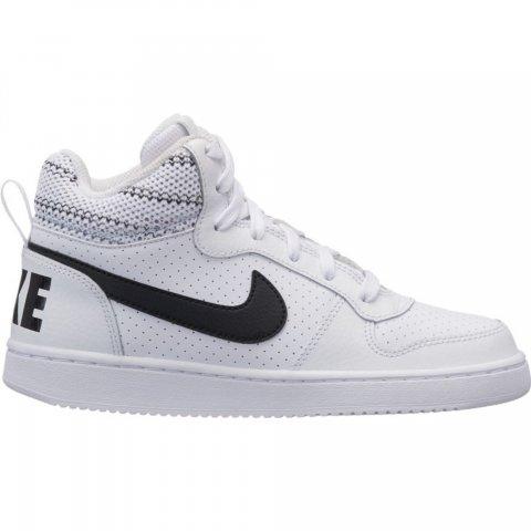 Nike Court Borough Mid SE (GS) Shoe
