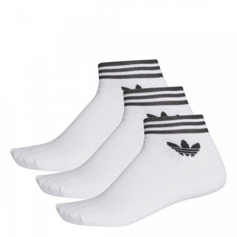 Adidas TREFOIL ANKLE STRIPES 3PP