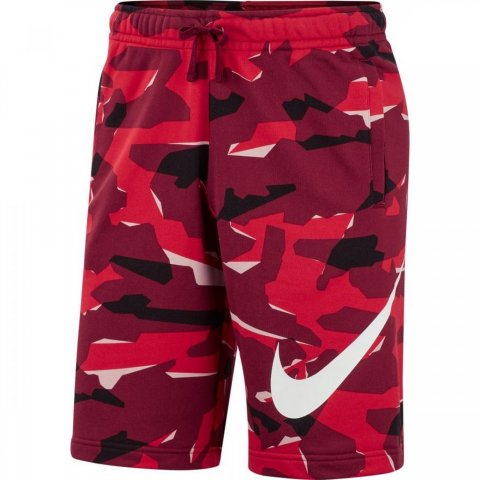 Nike Sportswear Camo Shorts