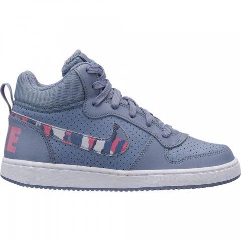Nike Court Borough Mid (GS) Shoe