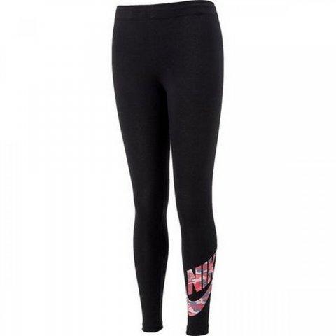 Nike Sportswear Girls' Camo Tights
