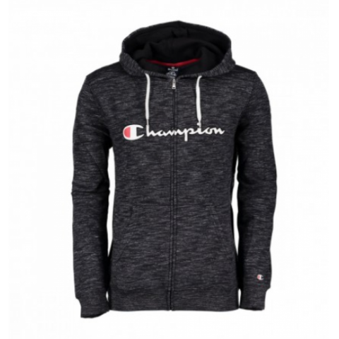 Champion - Hooded Full Zip Sweatshirt