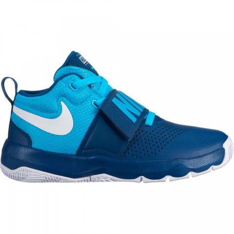 Nike Team Hustle D 8 (GS) Basketball Shoe