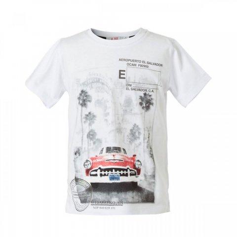 Energiers Μπλούζα Αγόρι (Λευκό)