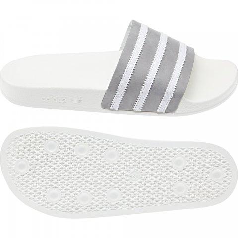 Adidas Adilette GRETWO/FTWWHT/OWHITE
