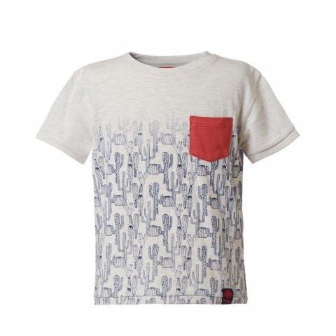 Energiers T-shirt Αγόρι Bebe με εμπριμέ μοτίβο (Μελανζέ)