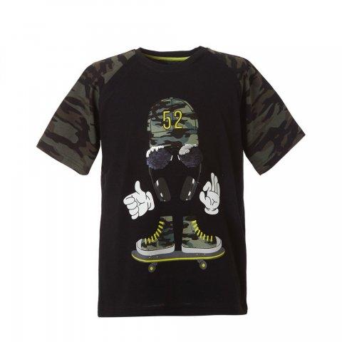 Energiers Μπλούζα Αγόρι (Μαύρο)