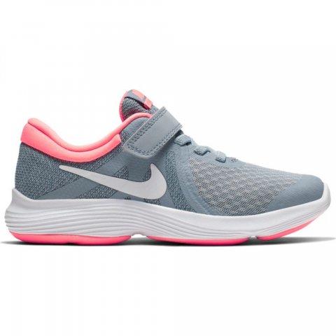 9af2d29e4362 Nike Revolution 4 (PS) Girls  Shoe
