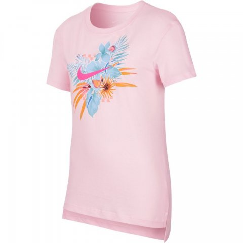 Nike Sportswear Big Kids (Girls') T-Shirt