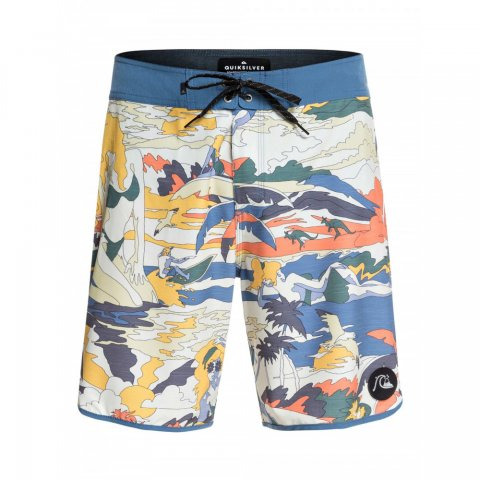 Quiksilver Highline Feelin Fine 18 Board Shorts