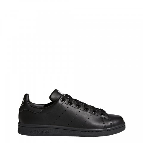 STAN SMITH J BLACK/BLACK/FTWWHT