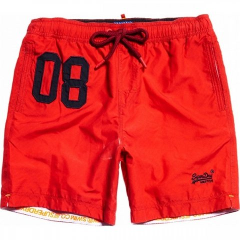 Superdry D2 Water Polo Swim Short