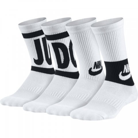 Kids' Nike Performance Cushioned Crew Training Socks