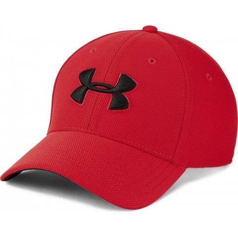 UA Blitzing 3.0 Cap Red