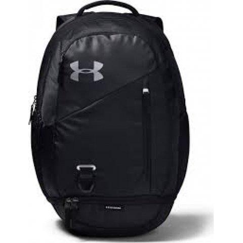 UA Hustle 4.0 Backpack Black