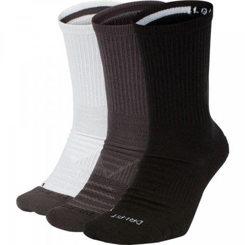 Nike Everyday Max Cushioned Crew Training Socks (3 Pair) MULTI-COLOR