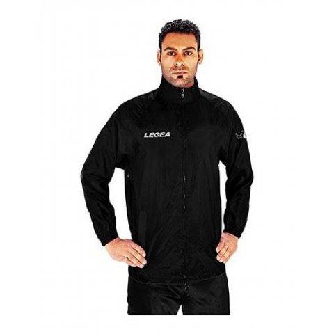 LEGEA Rain Jacket Italia Black