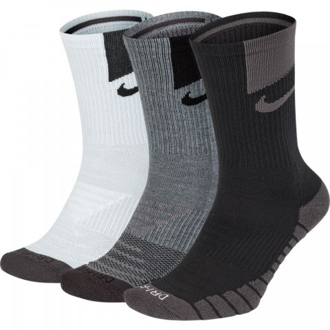 Nike Everyday Max Cushioned Crew Training Socks (3 Pairs)