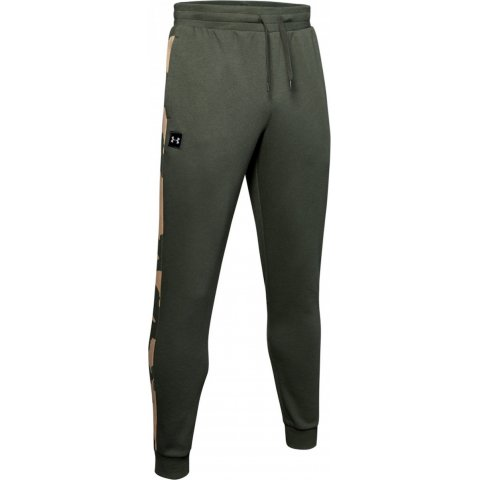 UA Rival Fleece Printed Joggers