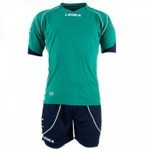 LEGEA KIT PARIGI  GREEN-BLUE