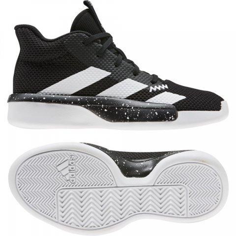 Adidas Pro Next 2019 K CBLACK/FTWWHT/CBLACK