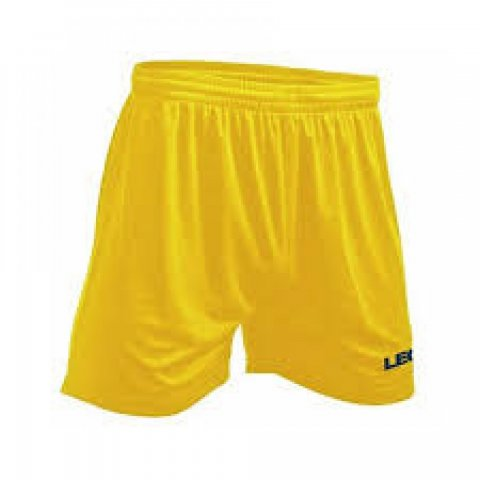LEGEA PANT DUSSELDORF MC - YELLOW