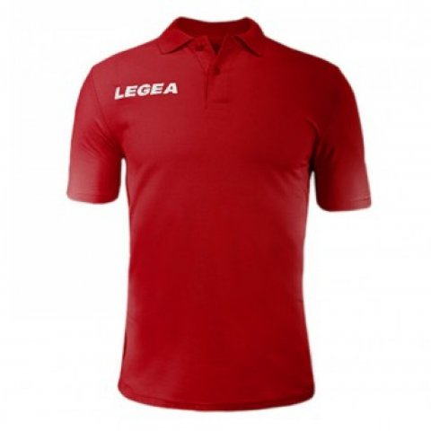 LEGEA POLO SUD GOLD - RED