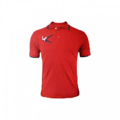 LEGEA POLO OLIMPIA - RED