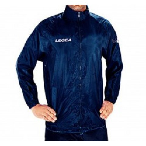 LEGEA RAIN JACKET RUSSIA - N.BLUE