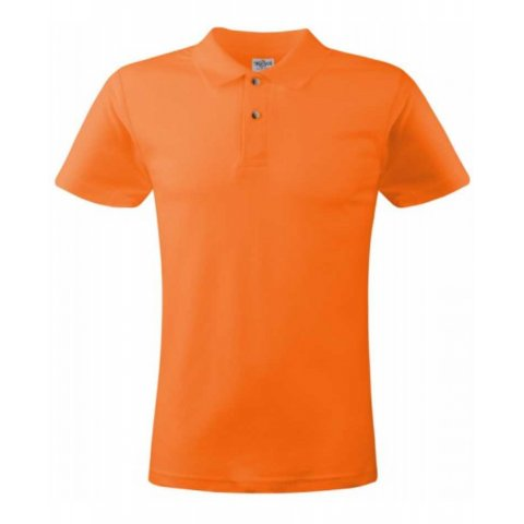 KEYA POLO TSHIRT - ORANGE