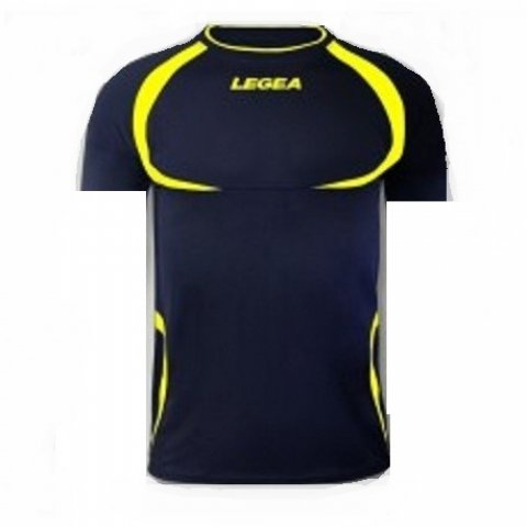 LEGEA MAGLIA DUO TAIPEI KONTOMANIKH - N.BLUE/YELLOW