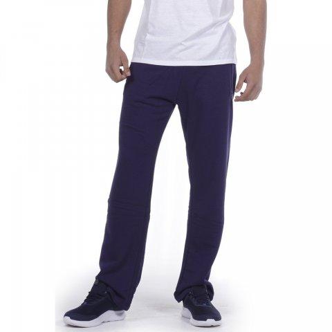 BODY ACTION MEN CLASSIC SWEATPANTS - N.BLUE