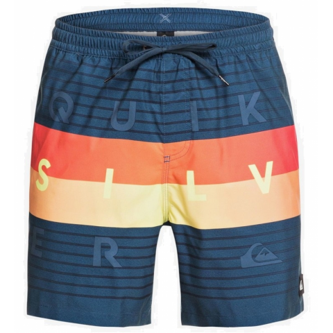 Quiksilver Word Block 17 - Multicolor