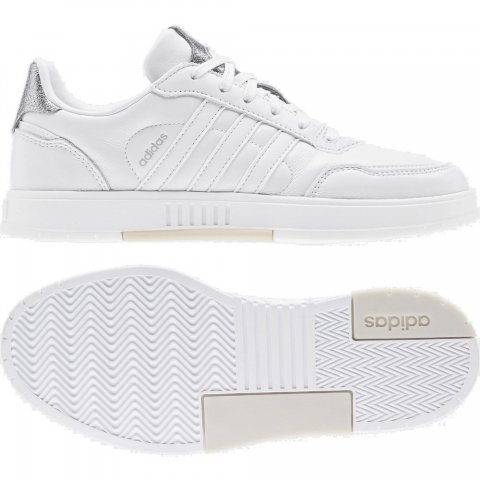 ADIDAS COURTMASTER FTWWHT/FTWWHT/GRETWO