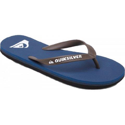 Quiksilver Molokai flip flop Men BLUE/BLACK