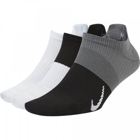 Nike Everyday Plus Lightweight Women's Training No-Show Socks (3 Pairs)