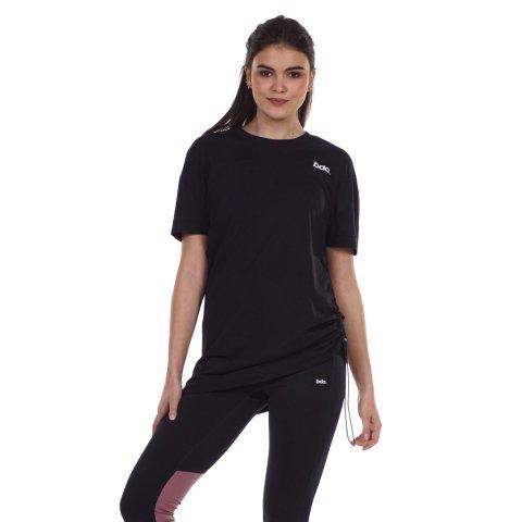 BODY ACTION WOMEN'S SPORTWEAR DRESS BLACK