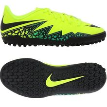 Nike Kids' Nike Jr. HyperVenom Phelon II (TF) Turf Football Boot