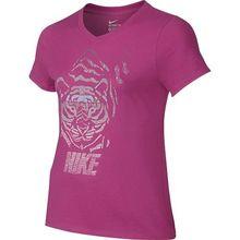 Nike Girls' Nike Art Training T-Shirt