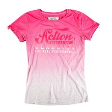 Body Action Body Action Women Dip-Dyed T-Shirt