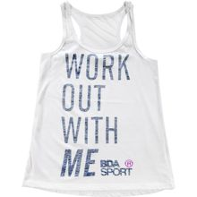 Body Action Body Action Women RacerBack Tank Top