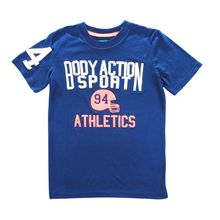 Body Action Body Action Boys Short Sleeve T-Shirt
